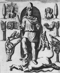 sol invictus,monothéisme,paganisme,empire romain,mondialisme,christianisme