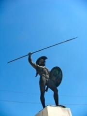 Jeanne d'Arc,Nicolas Sarkozy,Front National,Europa,Athéna,nationaliste,européiste,Thomas FERRIER,PSUNE